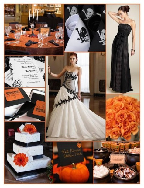 halloween wedding 4