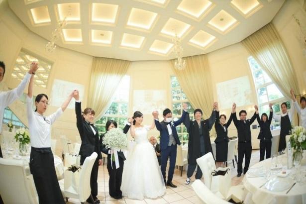結婚式 メゾンドアニヴェルセル