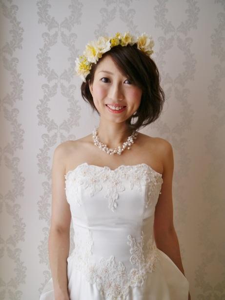 ヘッドドレス 花冠 vit-vib