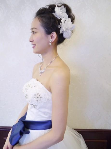 ウェディング ヘッドドレス 名古屋