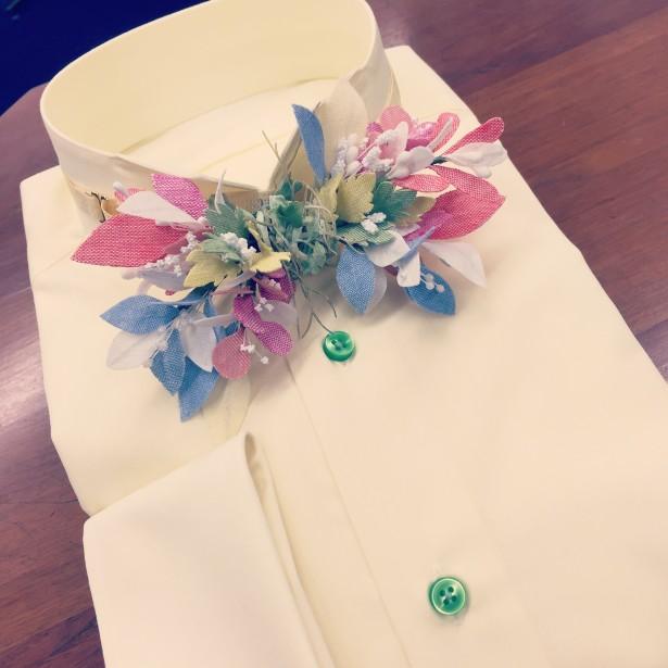 結婚式 ウェディング 蝶ネクタイ ヘッドドレス