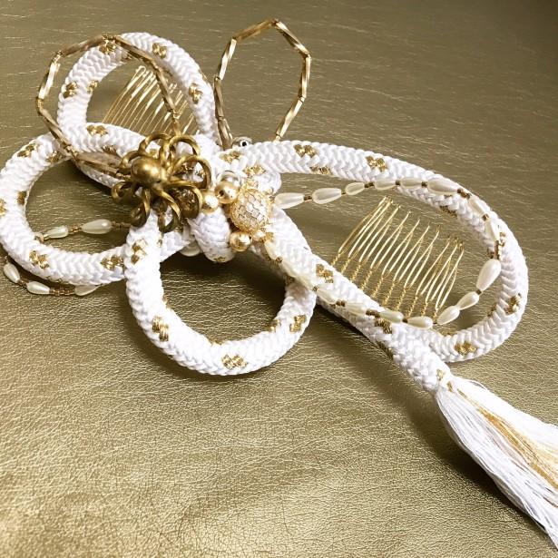 結婚式 和装 ヘッドドレス 名古屋