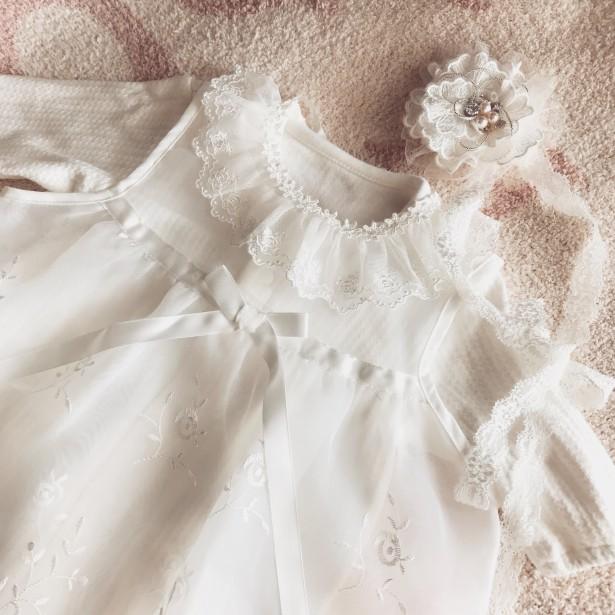 結婚式 ウェディング ベビー ヘッドドレス 名古屋