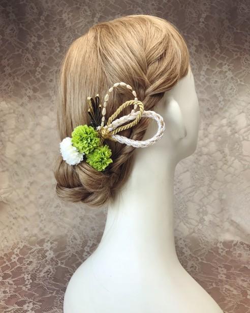結婚式 ウェディング 和装 ヘッドドレス 名古屋