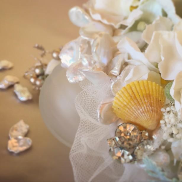 結婚式 ウェディング ヘッドドレス 名古屋 海の日