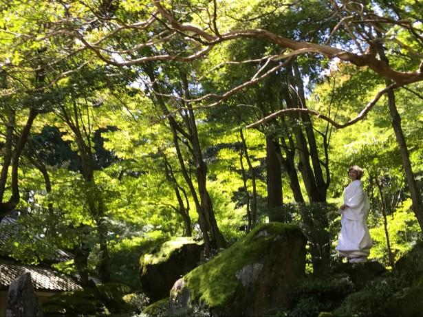 結婚式 和装 ヘッドドレス 名古屋 ウェディング 教林坊