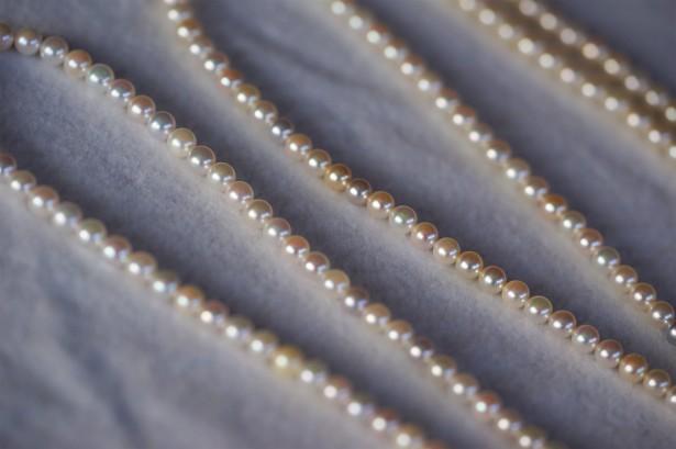 結婚式 ウェディング ヘッドドレス 和装ヘア パール