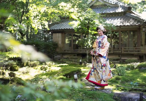 結婚式 和装 ヘッドドレス 名古屋 和装ヘア