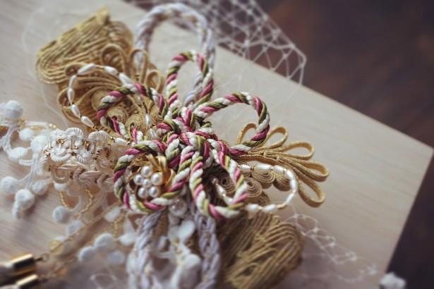 和装 ヘッドドレス 結婚式 成人式 和装ヘア