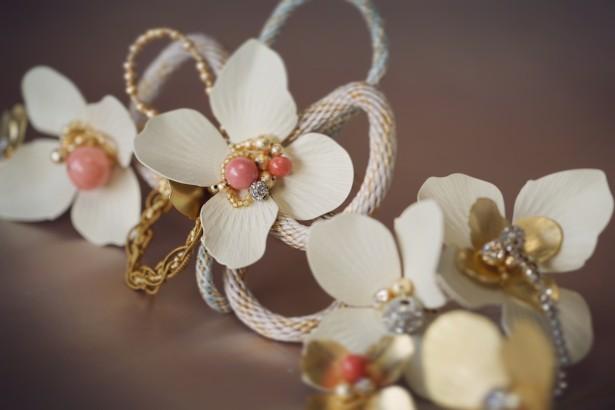 結婚式 和装 ウェディング ヘッドドレス 髪飾り yumikoyano