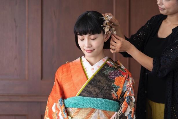 結婚式 ヘッドドレス 髪飾り
